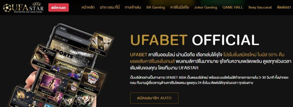 รวมเกมสล็อตน่าเล่นใน UFABET ที่ไม่ควรพลาด!!