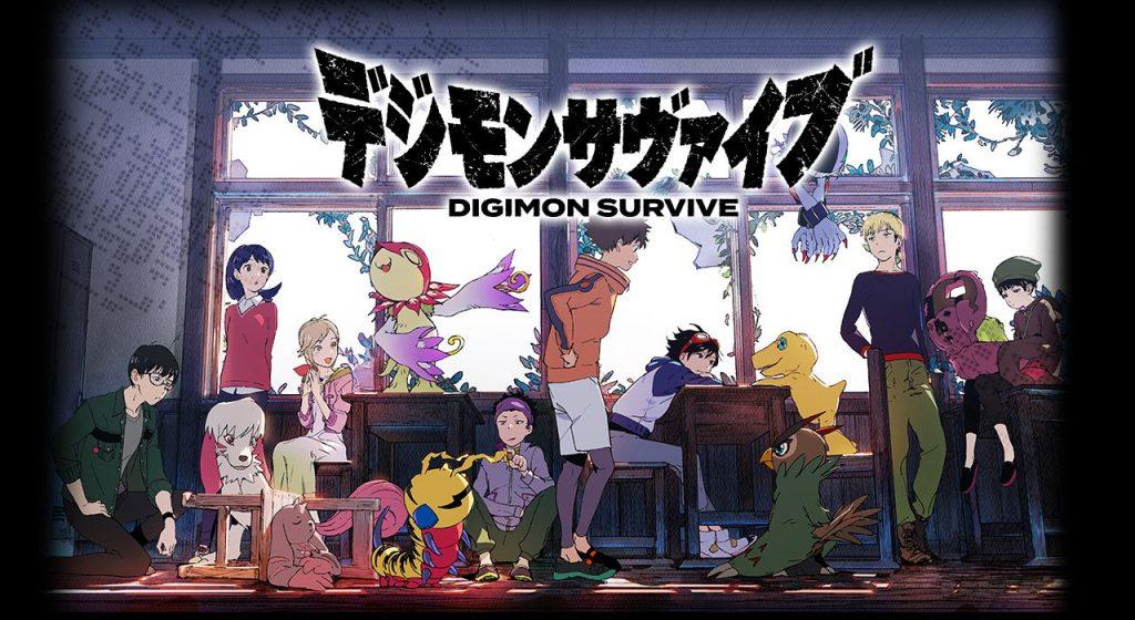 เกมออนไลน์ในคอม  Digimon Survive