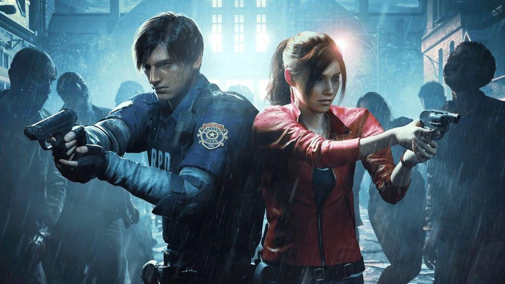 เกมส์ออนไลน์บน  pc เกมดีตลอดกาล Resident Evil