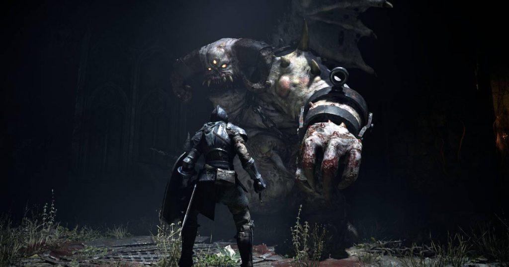 เกมออนไลน์ Demon's Souls Remake